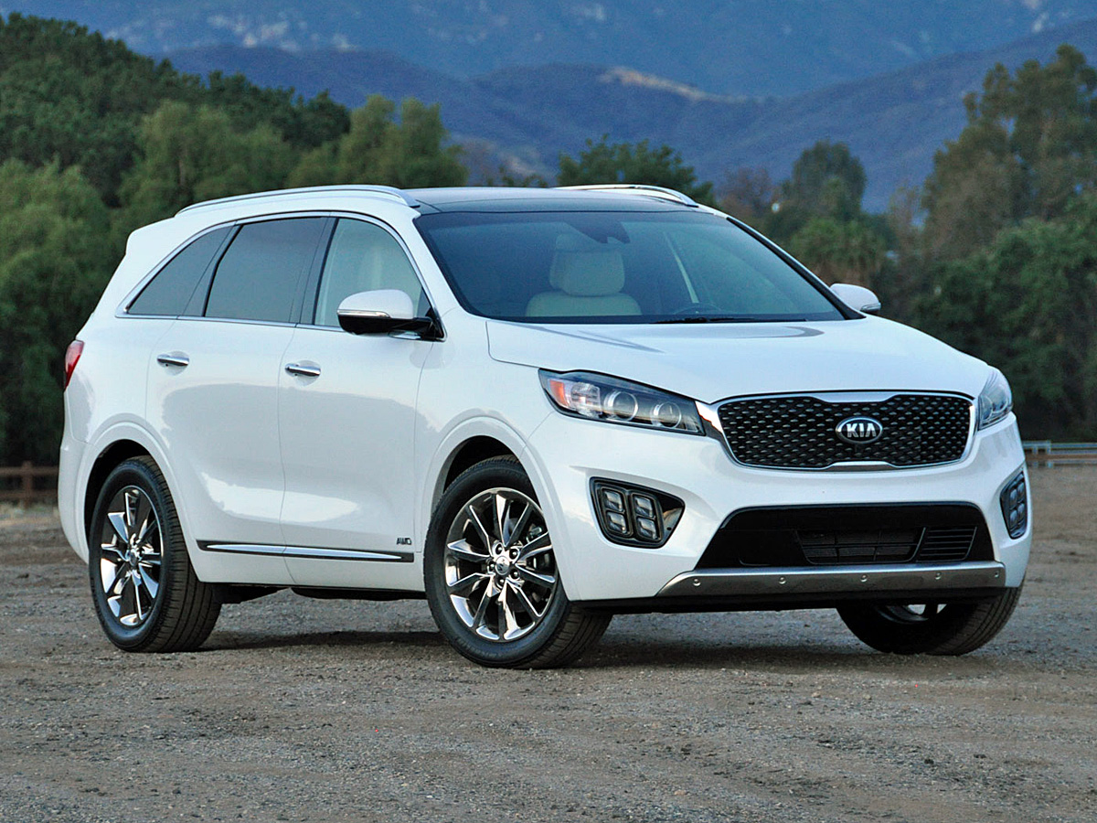 Wonderful 2017 Kia Sorento SX Limited