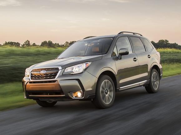 2017 Subaru Forester 2.0XT