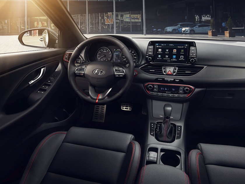 2018 Hyundai Elantra GT Sport Blue Link Amazon Alexa