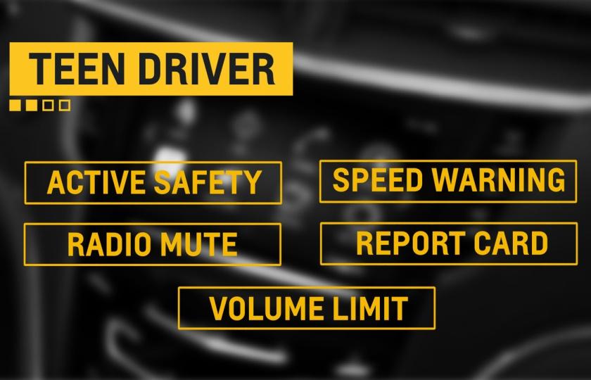 General Motors Teen Driver Technology